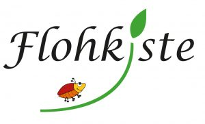 Kita Karlsruhe Logo Kita Flohkiste