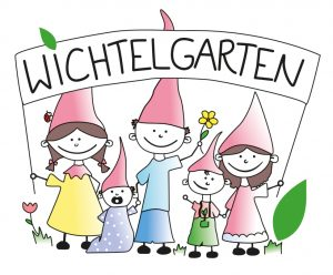 Kita Karlsruhe Logo Kita Wichtelgarten
