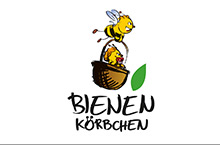 Die Bienchen aus dem Bienenkörbchen fliegen in den Zoo