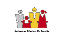 Logo Karlsruher Bündnis für Familie