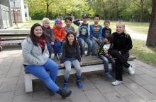 Eurolandia- Osterferienbetreuung an der Europäischen Schule Karlsruhe
